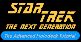 The Advanced Holodeck Tutorial logo